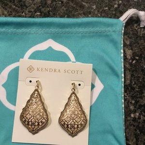 Kendra Scott Gold Addie Earrings